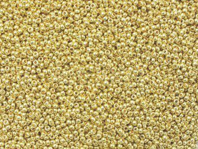 PRECIOSA Rocaille 11o-Lemon Gold - 50 g