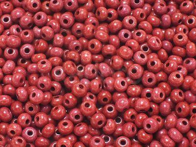 PRECIOSA Rocaille 6o-Chalk Wild Cherry - 50 g