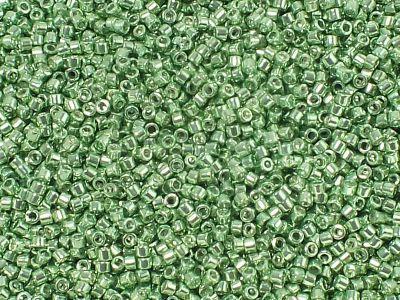 Miyuki Delica DB0413 Galvanized Lt. Green - 5 g