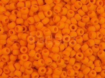 TOHO Round 8o-42DF Opaque-Frosted Cantelope - 100 g