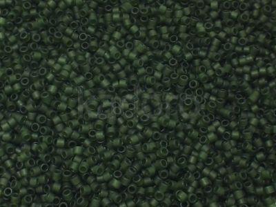 TOHO Treasure 12o-940F Transparent-Frosted Olivine - 5 g