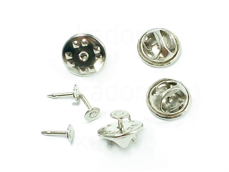 Baza broszki typu pin 4.5 mm - 2 sztuki