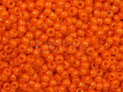TOHO Round 8o-42D Opaque Orange - 100 g