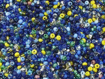 PRECIOSA Rocaille Color Mix CXXXVIII - 50 g