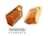 DeArt Swarovski 18 mm crystal copper  - 1 sztuka