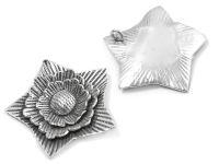 Kwiat ag925 32 mm - 1 sztuka