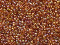TOHO Round 11o-162C Trans-Rainbow Topaz - 10 g