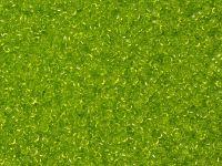 TOHO Round 15o-4 Transparent Lime Green - 5 g