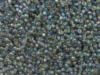 TOHO Round 11o-176 Trans-Rainbow Black Diamond - 10 g