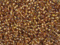 TOHO Round 11o-1853 Trans-Rainbow Honey Comb - 10 g