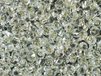 TOHO Magatama 3mm-21 Silver-Lined Crystal - 10 g