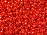 TOHO Round 8o-45 Opaque Pepper Red - 10 g