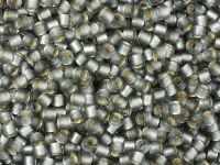 TOHO Round 8o-29AF Silver-Lined Frosted Black Diamond - 10 g