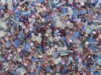TOHO Multi-Shape Color Mix - Kimono - Lilac Mix - 20 g