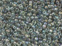 TOHO Round 8o-176 Trans-Rainbow Black Diamond - 10 g