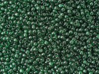 TOHO Round 11o-939 Transparent Green Emerald - 10 g