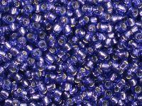 TOHO Round 8o-2224 Silver-Lined Purple - 10 g