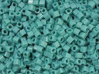 TOHO Cube 3mm-55 Opaque Turquoise - 10 g