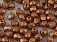 FP 4mm Matte Metallic Copper - 40 sztuk