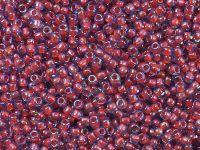 TOHO Round 11o-304 Inside-Color Lt Sapphire - Hyacinth Lined - 10 g