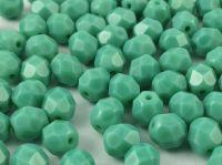 FP 6mm Opaque Turquoise - 20 sztuk