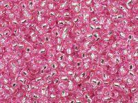 TOHO Round 8o-38 Silver-Lined Pink - 10 g