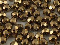 FP 4mm Gold Bronze - 40 sztuk