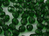 FP 6mm Green Emerald - 20 sztuk