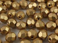 FP 6mm Matte Metallic Flax - 20 sztuk
