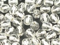 FP 6mm Silver Lined Crystal - 20 sztuk