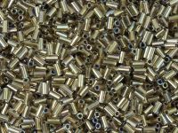 TOHO Bugle 1-994 Gold-Lined Rainbow Crystal - 10 g
