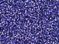 TOHO Round 15o-2224 Silver-Lined Purple - 5 g