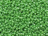 TOHO Round 11o-130 Opaque-Lustered Mint Green - 10 g