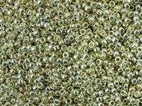 TOHO Round 15o-PF558 Permanent Finish - Galvanized Aluminium - 5 g