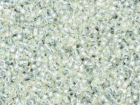 TOHO Round 15o-2100 Silver-Lined Milky White - 5 g