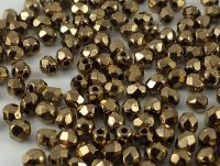 FP 3mm Gold Bronze - 40 sztuk
