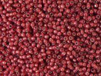 TOHO Round 11o-2113 Silver-Lined Milky Pomegranate - 10 g