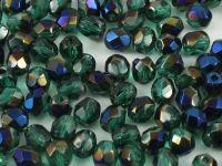 FP 4mm Blue Iris - Emerald - 40 sztuk