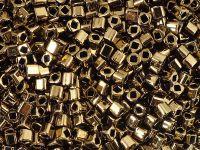 TOHO Cube 3mm-221 Bronze - 10 g