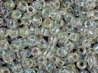 TOHO Round 6o-161 Trans-Rainbow Crystal - 10 g