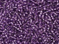 TOHO Round 11o-2219 Silver-Lined Lt Grape - 10 g