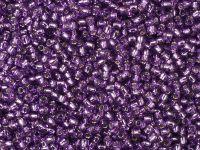 TOHO Round 11o-2219 Silver-Lined Lt Grape - 10 g