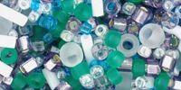 TOHO Multi-Shape Color Mix - Fuji - White-Green-Blue-Purple Mix - 20 g