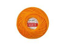 Kordonek Ariadna 76x2 pomarańczowy - 10g