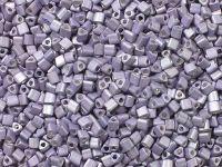 TOHO Triangle 11o-554F Galvanized-Matte Lavender - 10 g