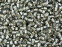 TOHO Round 8o-29AF Silver-Lined Frosted Black Diamond - 100 g