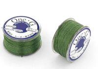Nici nylonowe Toho One-G Green - szpulka