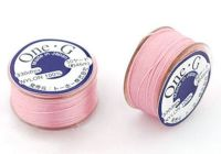 Nici nylonowe Toho One-G Pink - szpulka
