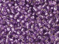 TOHO Round 8o-2219 Silver-Lined Lt Grape - 10 g