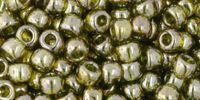TOHO Round 6o-457 Gold-Lustered Green Tea - 10 g